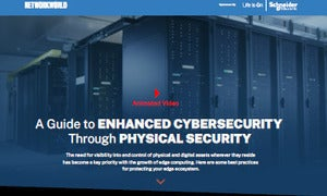 A Guide to ENHANCED CYBERSECURITY  Through PHYSICAL SECURITY