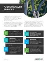 Azure Managed Services: End-to-End Cloud Management