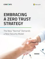"""EMBRACING A ZERO TRUST STRATEGY: The New """"Normal"""" Demands a New Security Model"""