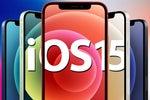 iOS 15 graphic