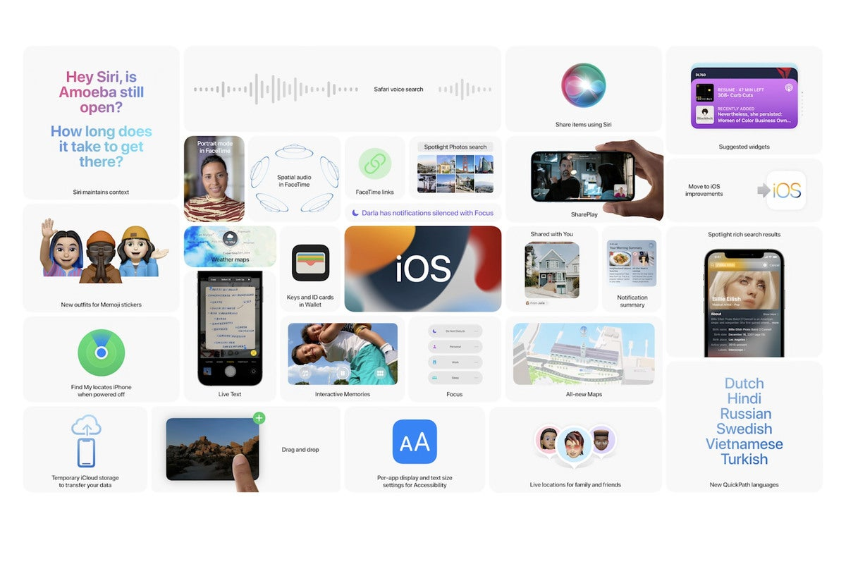 What's not coming (yet) in iOS 15/iPadOS 15