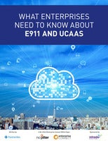 What Enterprises Need to Know about E911 and UCaaS
