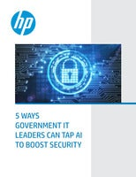 5 Ways Government IT Leaders Can Tap AI to Boost Security