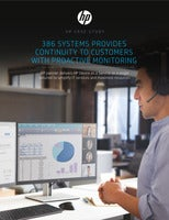 386 Systems Provides Continuity to Customers with Proactive Monitoring