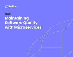 Maintaining Software Quality with Microservices