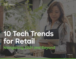 10 Tech Trends for Retail: Navigating 2021 and Beyond