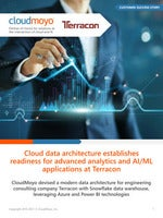 Customer success story: Cloud data architecture establishes readiness for advanced analytics and AI/ML applications at Terracon