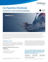 Go Paperless Painlessly With ProntoForms on iPad