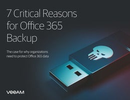 7 Critical Reasons for Office 365 Backup