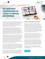 No Endpoint Compromise in Today's Virtual Enterprise