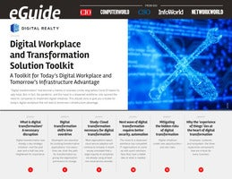 Digital Workplace and Transformation Solution Toolkit