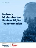 Networking Modernization Enables Digital Transformation