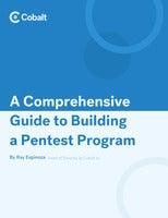 A Comprehensive Guide to Building a Pentest Program