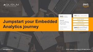 Embedded Analytics with Amazon QuickSight