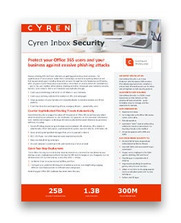 Protect your Office 365 users and your  business against evasive phishing attacks