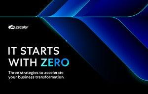 It Starts With Zero