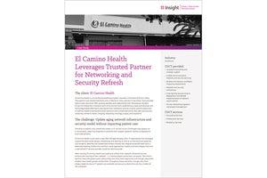 Case study: El Camino Health