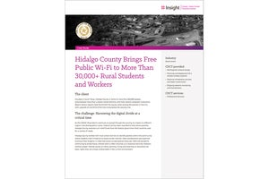 Hidalgo County case study