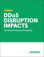 DDoS Disruption Impact: The Need for Always-On Security
