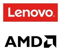 Lenovo and AMD Infographic