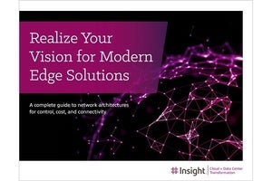 eBook: Realize Your Vision for Modern Edge Solutions