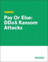 Pay Or Else: DDoS Ransom Attacks