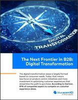 The Next Frontier in B2B: Digital Transformation
