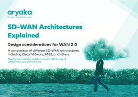 SD-WAN Architectures Explained