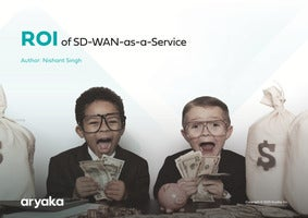 ROI of SD-WAN-as-a-Service
