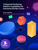 11 Monitoring Platform Capabilities for Enterprise DevOps Teams