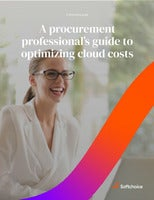 A procurement professional's guide to optimizing cloud costs