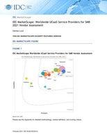 IDC MarketScape: Worldwide UCaaS Service Providers for SMB  2021 Vendor Assessment