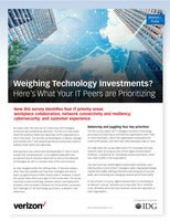 Find Your Competitive Advantage by Prioritizing Key Technology Investments