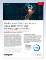 The Future of Customer Service: Data-Driven and Rich with Opportunity