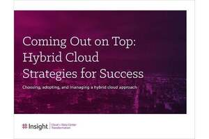 Coming Out on Top: Hybrid Cloud Strategies for Success