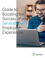 Guide to Boosting the Success of your ServiceNow Employee Experiences