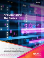 API Monitoring: The Basics to learn the ins and outs of API monitoring