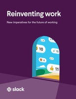 Reinventing work: New imperatives for the future of working