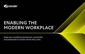 Enabling the Modern Workplace