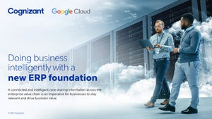 Doing business intelligently with a new ERP foundation