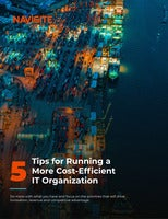 5 Tips for Running a More Cost-Efficient IT Organization