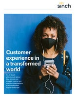Customer Experience In A Transformed World : An In-depth Global Study About How Brands Can Engage, Inspire, And Sustain Conversations In A Transformed Digital Landscape