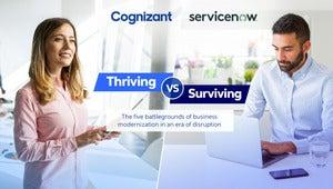Thriving vs. Surviving: The Five Battlegrounds of Business Modernization in an Era of Disruption