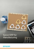 Epicor ERP For Manufacturing