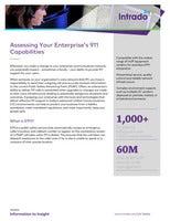 Assessing Your Enterprise's 911 Capabilities