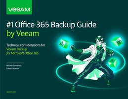 #1 Office 365 Backup Guide by Veeam